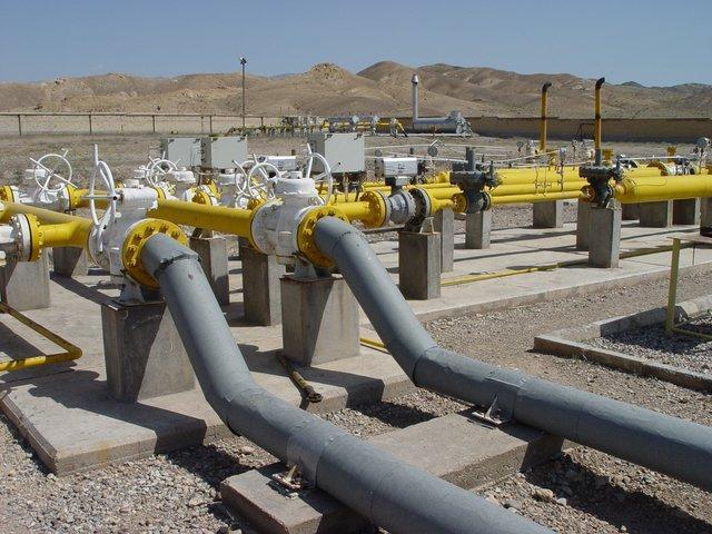 تامین 13 درصد گاز کشور از منطقه عملیاتی پارسیان