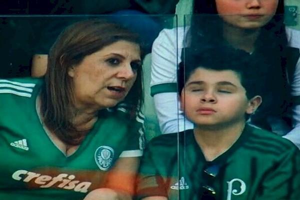 معجون جذاب فوتبال و مادر