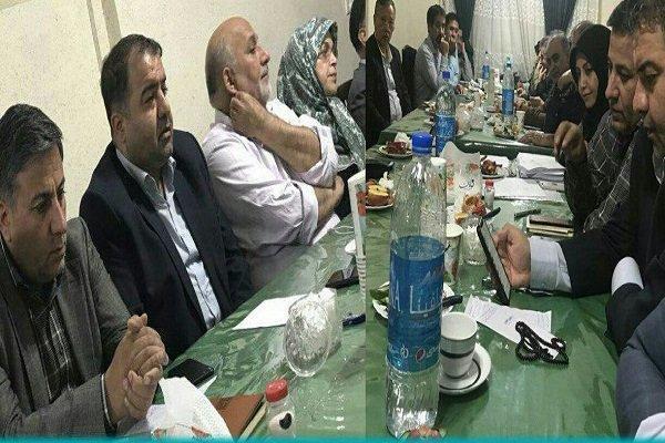 نشست اعضای شورای هماهنگی جبهه اصلاحات با شورای شهر تهران برگزارشد