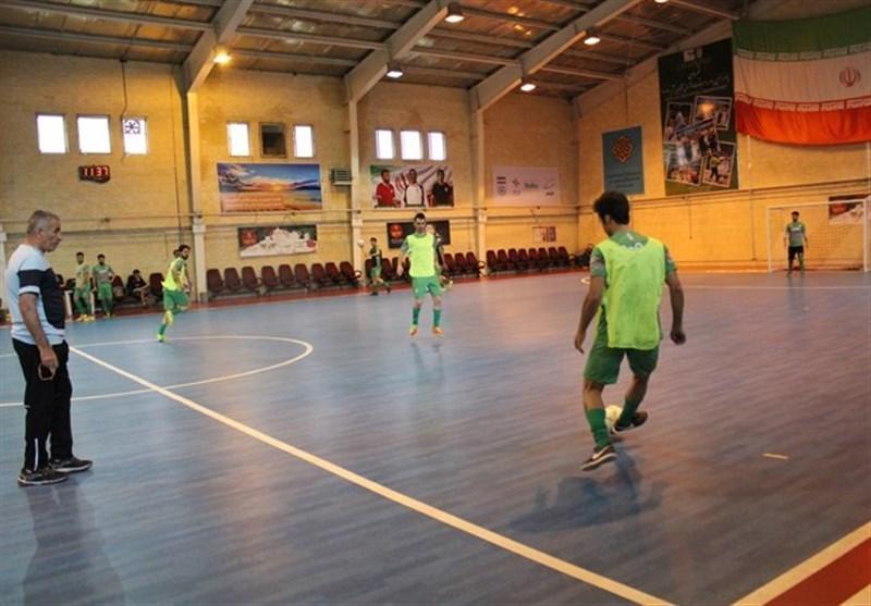 برگزاری اردوی تیم ملی فوتسال با وجود لغو دیدار با برزیل، ناظم الشریعه 15 بازیکن را به اردو فراخواند