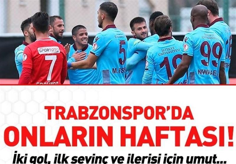 گزارش نشریه ترکیه ای از هفته بازیکنان ایرانی ترابزون اسپور