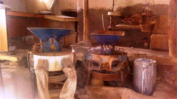 شناسایی آسیاب قدیمی در روستای صندوق آباد قروه