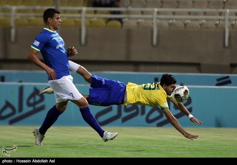 احمد آل نعمه: اگر تقویت شویم می توانیم در لیگ برتر بمانیم، سپاهان با خوش شانسی یک امتیاز گرفت