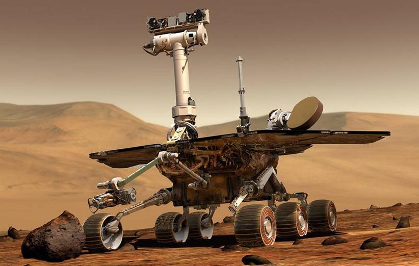 مریخ نورد فرصت 15 ساله شد