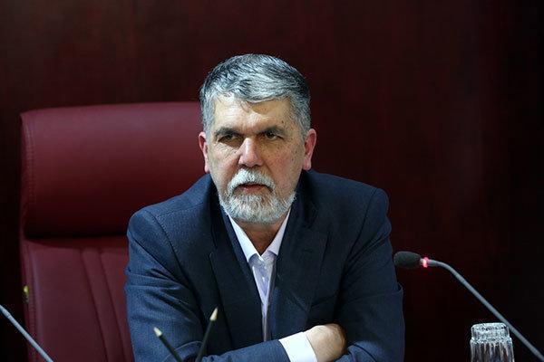 وزیر فرهنگ و ارشاد اسلامی در دیدار با همسر شهید آوینی: افکار شهید آوینی می تواند ما را به سمت جلو پیش ببرد
