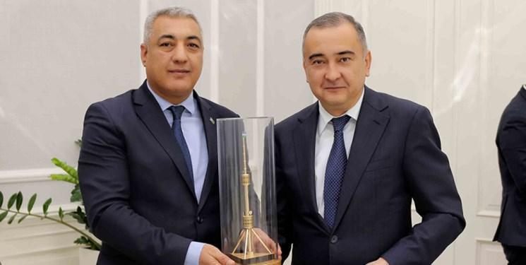خانه تجارت ترکمنستان در تاشکند افتتاح می گردد