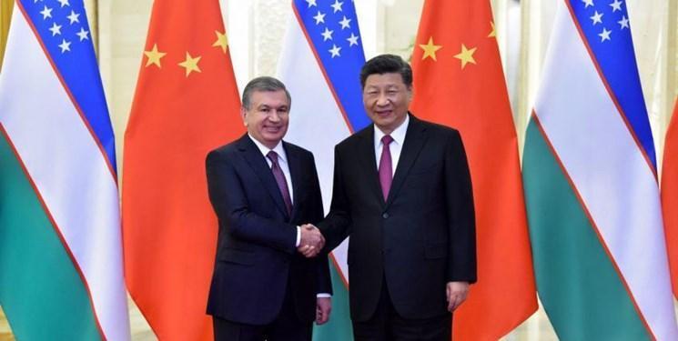 تأکید مقامات ازبکستان و چین به افزایش مبادلات تجاری به 10 میلیارد دلار