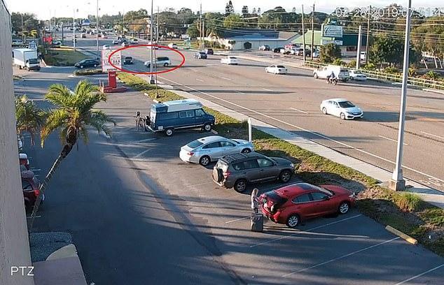 صحنه وحشتناکی که راننده متخلف در اتوبان آفرید!