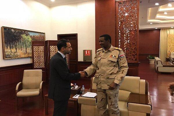 موضع لندن درباره تحولات سودان تشریح شد