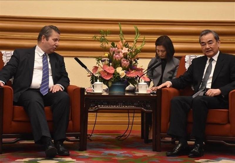 تاکید بر گسترش همکاری های سیاسی و مالی ترکیه و چین