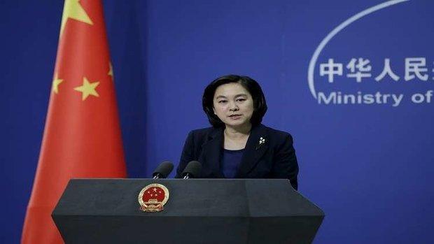 هشدار چین به آمریکا: فوری به دخالت در هنگ کنگ سرانجام دهید