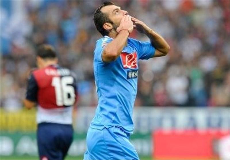 پاندف ناپولی را به صدر جدول برگرداند، میلان دوباره رنگ پیروزی را دید