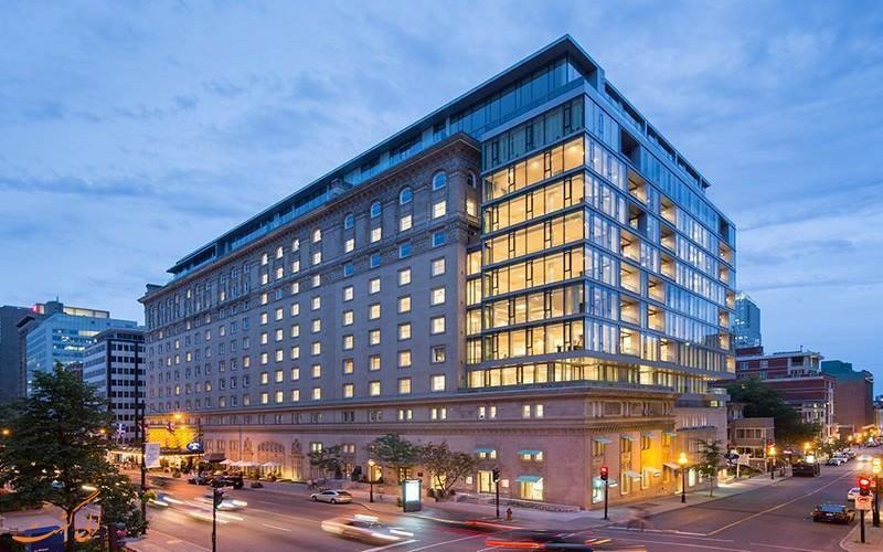 معرفی هتل ریتز کارلتون مونترال ، 5 ستاره