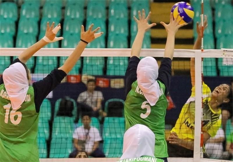 بانوان والیبالیست ایران با تایلند، چین تایپه و ویتنام هم گروه شدند