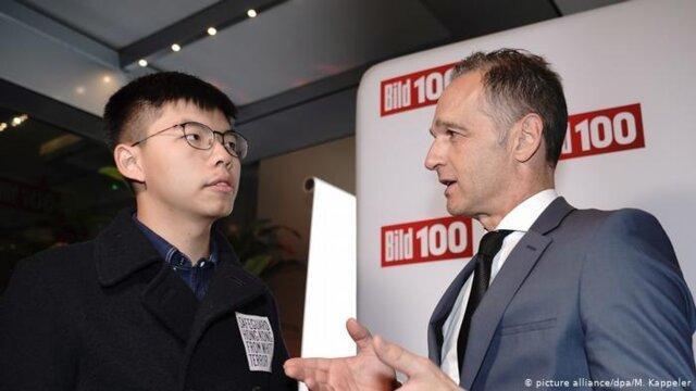 چین سفیر آلمان را احضار کرد