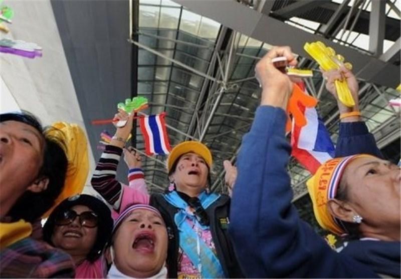 مخالفان دولت در تایلند دادگاهی شدند