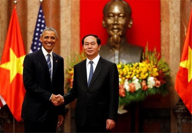 آمریکا تحریم تسلیحات کشنده علیه ویتنام را لغو کرد