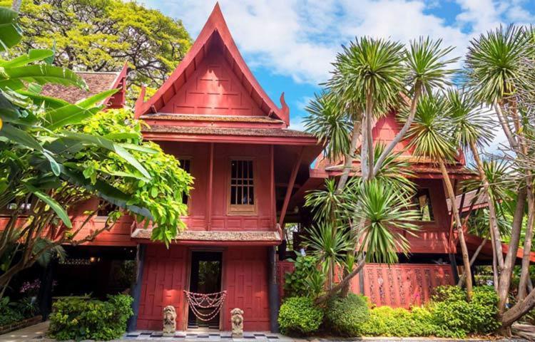 وقتی خانه یک آمریکایی، موزه ای در تایلند می گردد!