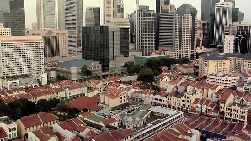 چهره دوگانه سنگاپور