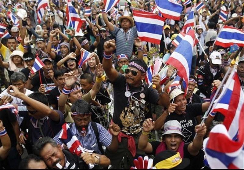 افزایش تلفات درگیری های تایلند به 4 کشته و 57 زخمی