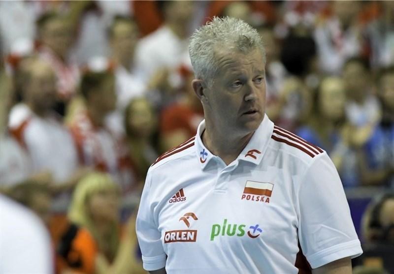 هاینن: 16 تیم برای والیبال قهرمانی اروپا کافی است