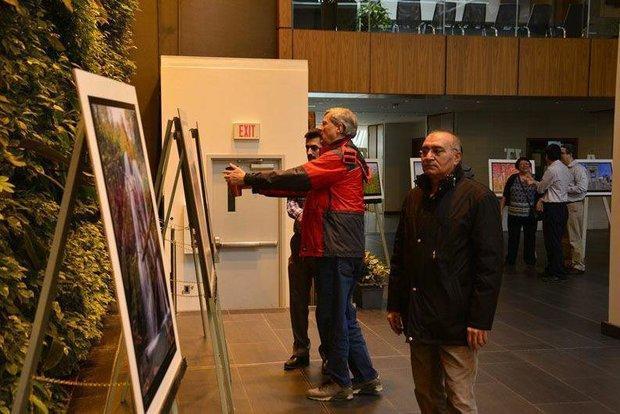 نمایشگاه عکس هنرمند گرگانی در کانادا برپا شد