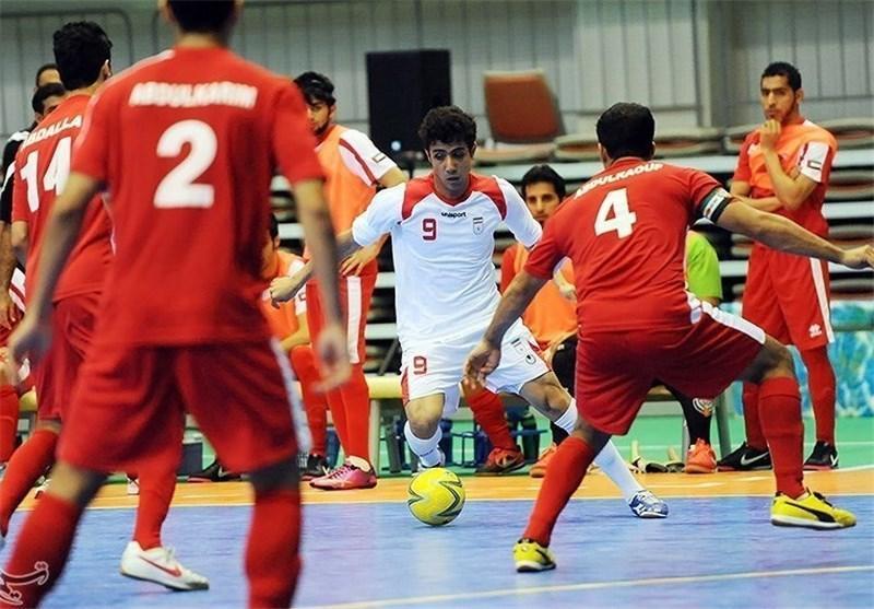 درخواست تایلند برای برگزاری دیدار با تیم ملی فوتسال ایران
