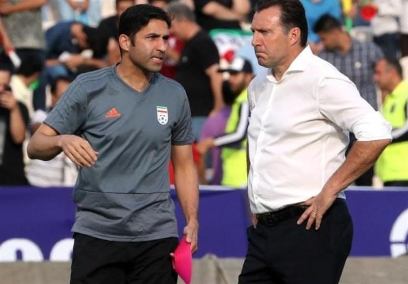 هاشمیان: هدفم یاری به تیم ملی برای صعود به جام جهانی 2022 قطر است