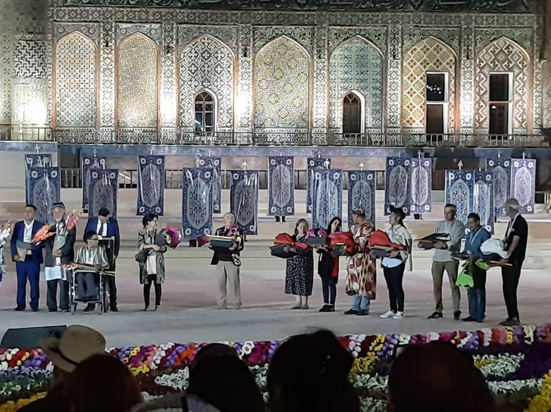 جایزه 2هزار دلاری ازبکستان به هنرمند خراط ایرانی رسید