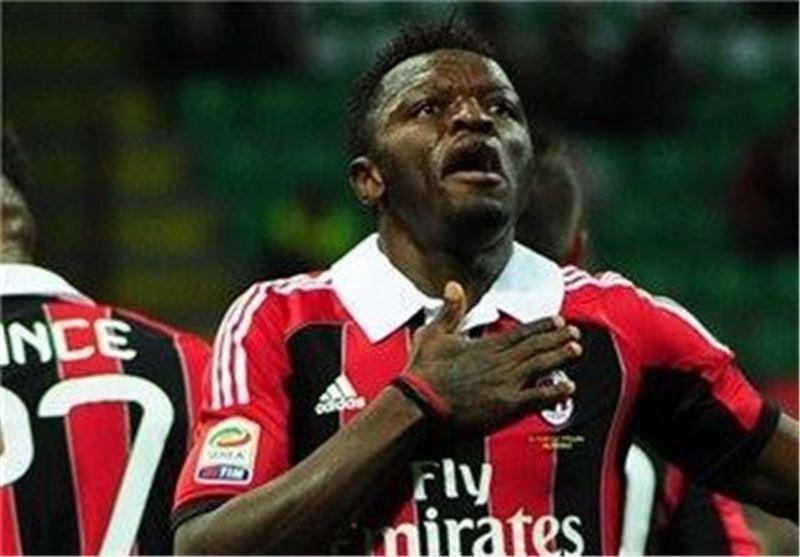 هافبک غنا قراردادش را با میلان تمدید کرد