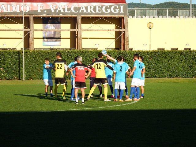 برگزاری نخستین تمرین تیم ملی در ایتالیا
