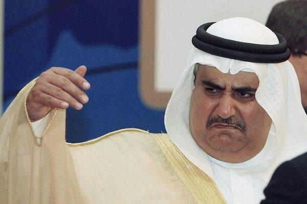 حمله وزیر خارجه بحرین به قطر