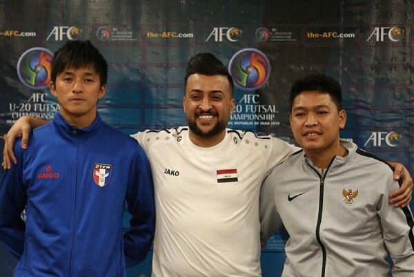 سرمربی چین تایپه: اندونزی بهترین تیم گروه است