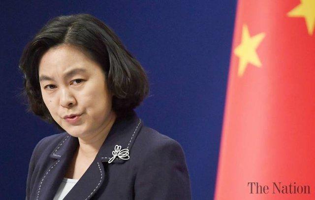 چین خواهان حل وفصل سیاسی تنشها در شمال سوریه شد