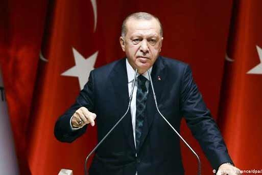 واکنش تند اردوغان به اروپا ، هی اروپا؛ 3 میلیون و 600 هزار پناهجو را روانه کشورهای شما می کنم