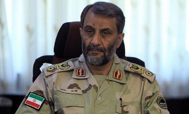 سردار رضایی: مرز خسروی و چذابه تا اطلاع ثانوی بسته شد