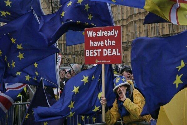 احتمال برگزاری نشست اضطراری اتحادیه اروپا با موضوع برگزیت