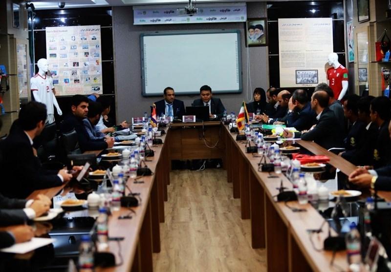 برگزاری نشست هماهنگی دیدار ایران - کامبوج