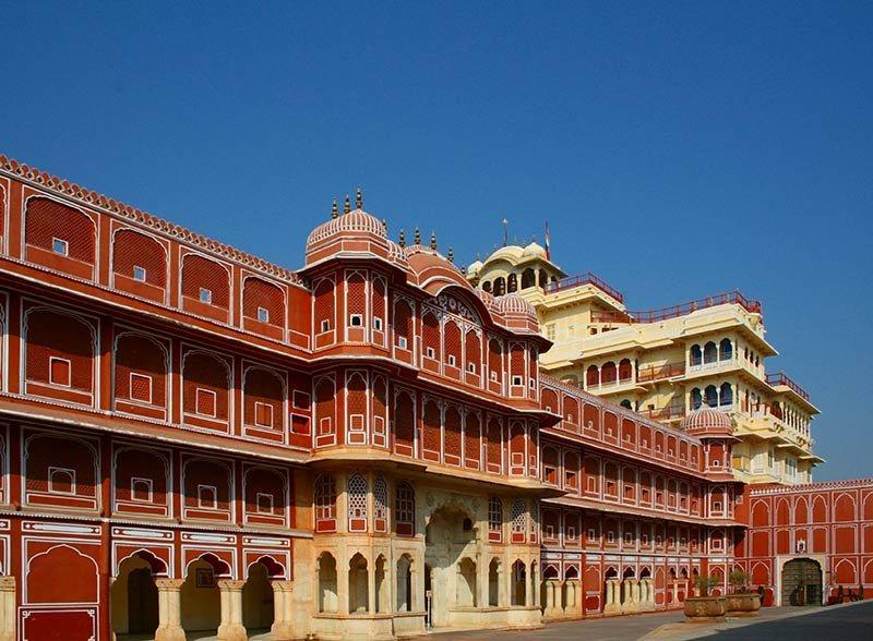 کاخ شهر، قصری در جیپور هند