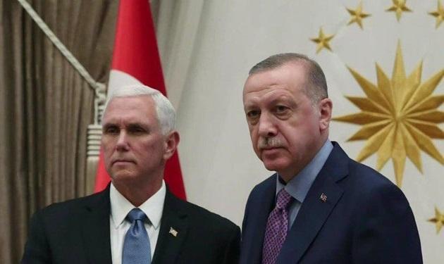 ترکیه برای آمریکا جهت قبول آتش بس شرط تعیین کرده بود