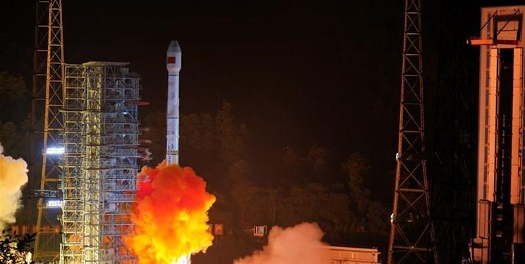 چین 5 ماهواره به مدار فرستاد