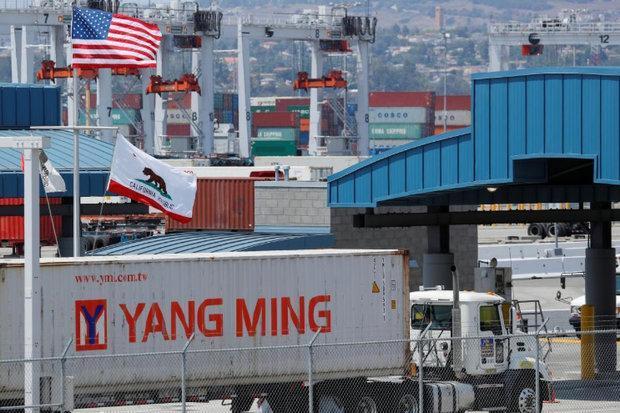 کسری تجاری آمریکا به بالاترین سطح در 5 ماه گذشته رسید