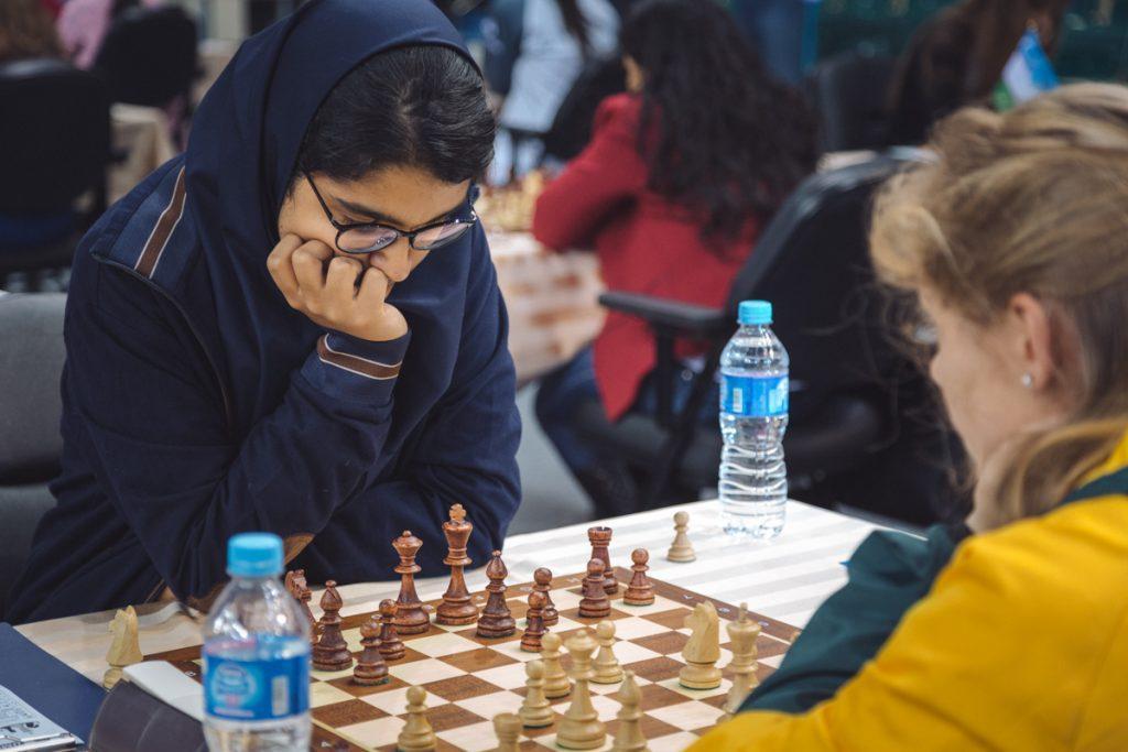 علی نسب نایب قهرمان مسابقات شطرنج جوانان دنیا شد