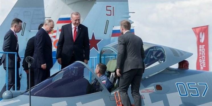 اردوغان گزینه خرید جنگنده سوخو-35 را مدنظر دارد