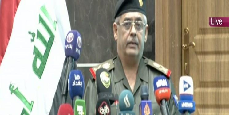بغداد هرگونه استفاده از گلوله برای هدف قرار دادن معترضان را تکذیب کرد