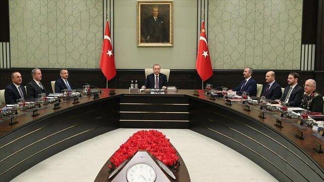 ترکیه: عملیات چشمه صلح تا تحقق اهداف ادامه دارد