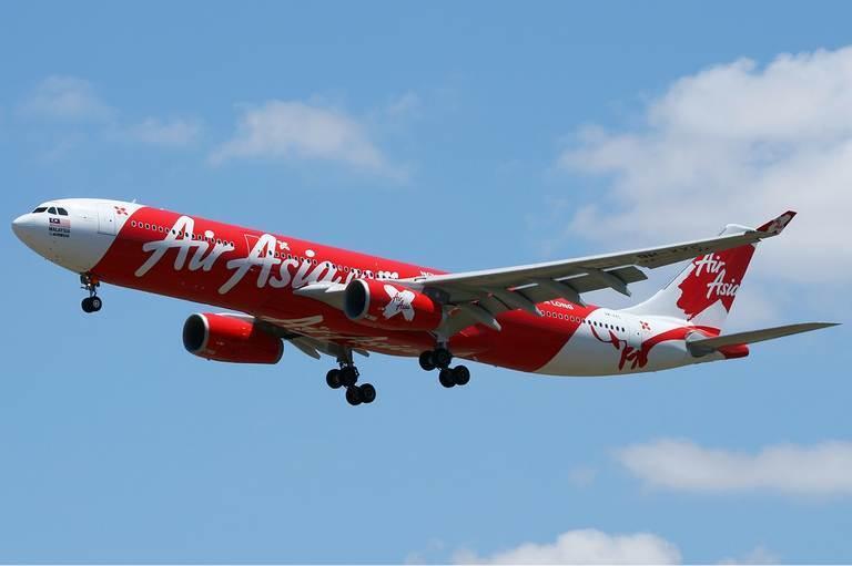 بازگشت ایرآسیا (Air Asia) در جهت مالزی به ایران