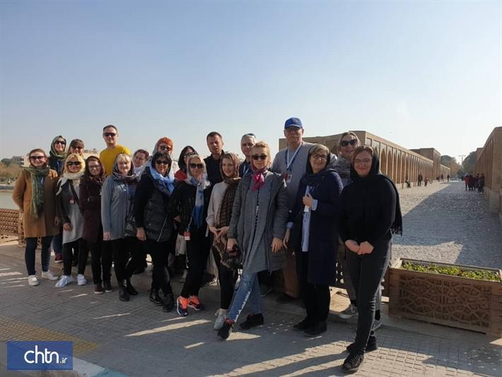 میزبانی ایران از فعالان گردشگری لهستان