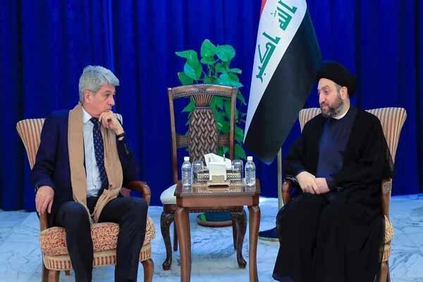 جدیدترین موضع گیری عمار حکیم درباره نخست وزیر آینده عراق