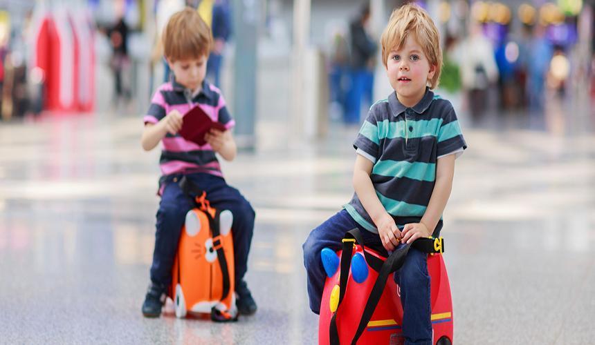 نکاتی که در هنگام سفر با بچه ها باید رعایت کرد